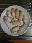 I cornetti di pastasfoglia